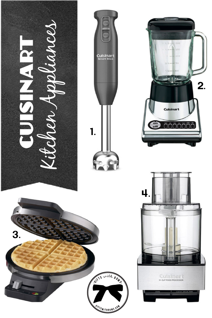 Uncategorized Cuisinart Kitchen Appliances small kitchen appliances by cuisinart gifts with bows as featured on giftswithbows