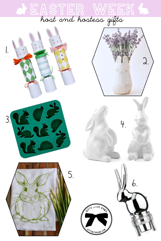 Easter Week :: For Host or Hostess :: as featured on Gifts with Bows #giftswithbows #GWB