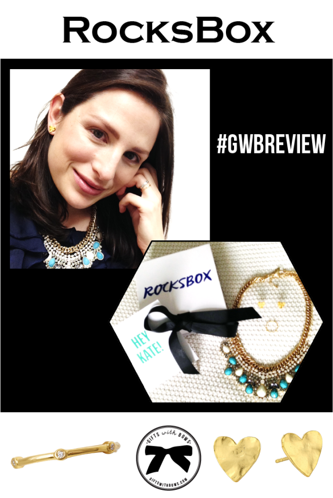 RocksBox :: #GWBREVIEW :: $coupon$ :: as featured on Gifts with Bows #giftswithbows #GWB #RocksBox