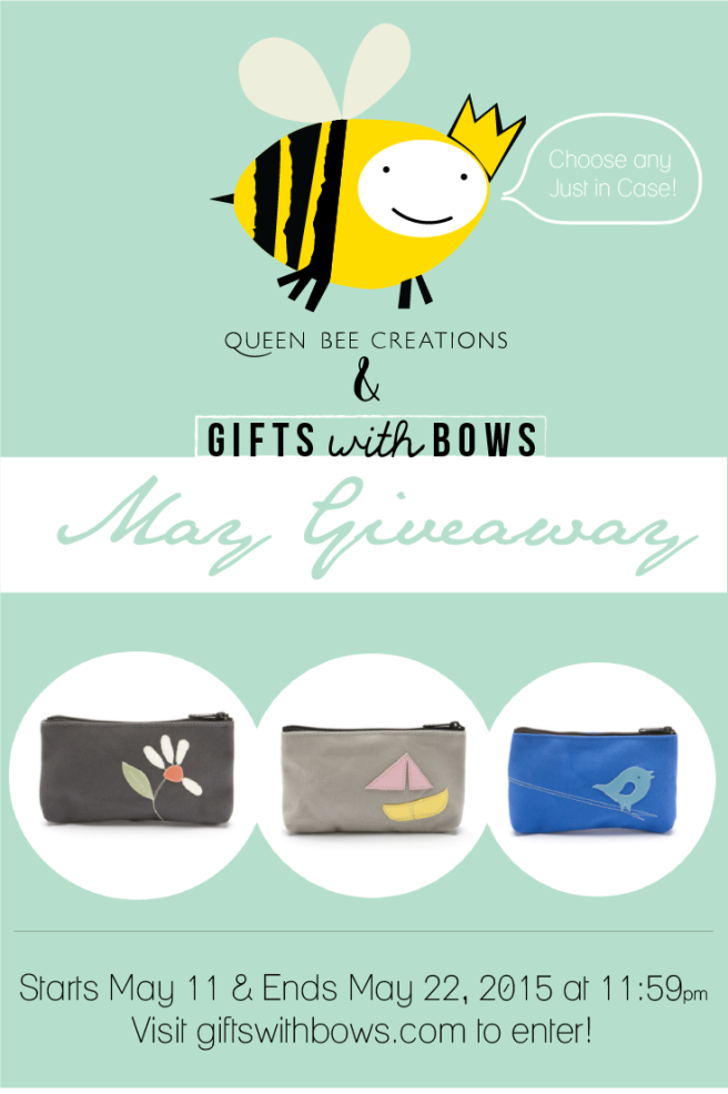 Queen Bee GIVEAWAY :: as featured on Gifts with Bows #giftswithbows #GWB #QueenBee #Buzz