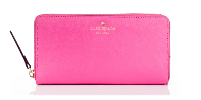 Mikas Pond Lacey Wallet :: Kate Spade Surprise Sale :: as featured on Gifts with Bows #giftswithbows #GWB